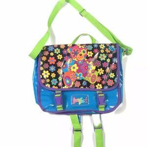 Lisa Frank 90s Vintage Messanger Backpack Colorful